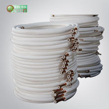 Air Conditioner Copper Pipe Size of Copper Aluminum Connecting Pipe And Copper Tube Coil Can Be Customized By Requests