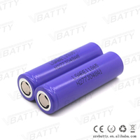 High capacity lg 18650 cylinder li ion battery LG ABE1 3200mah , LG E1 3200mah 18650 cells
