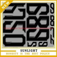 T-shirt heat transfer sticker printing