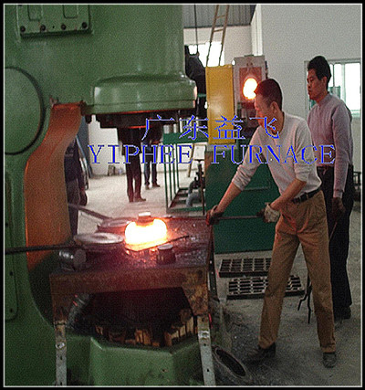 Steel Billet Heating Furnace For Automatic Feeding And Discharging