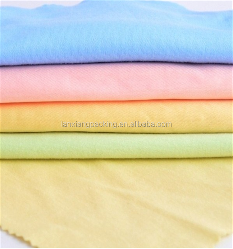 Wholesale Microfiber Glasses Cloth Fabric,Plain Microfibre Cleaning Cloth