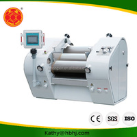CE verified wet grinding pigment 3 roller mill / ointment mill