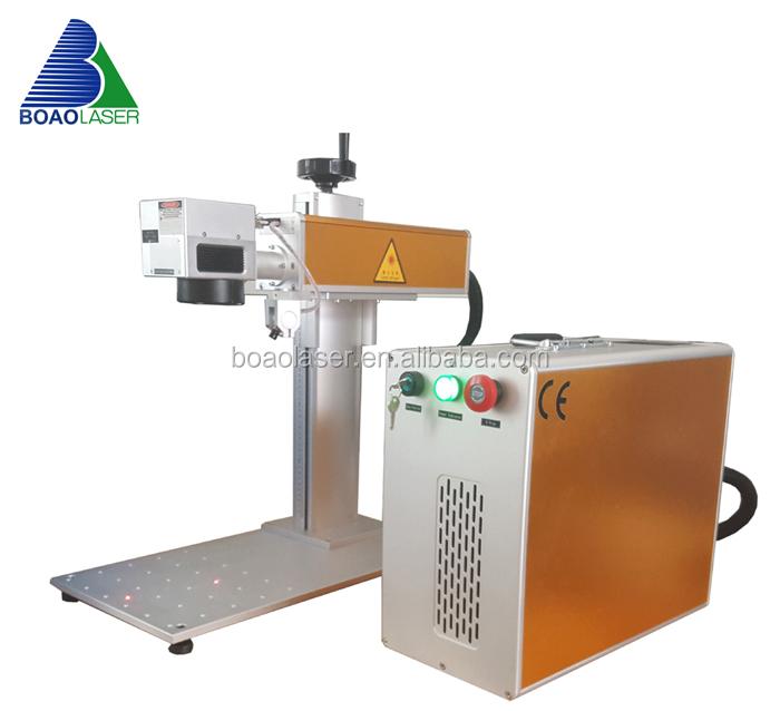 20w fiber laser engraving machine