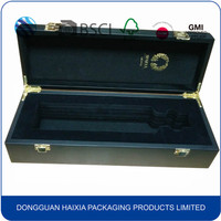 Top quality wooden Oliver oil box from manufacture