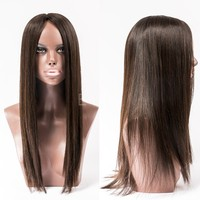 sexy lady hair wig for asian women hair wig