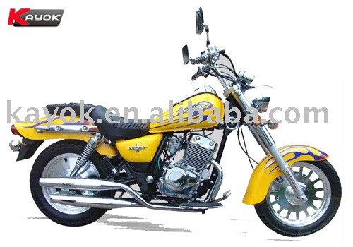 250cc cruiser, double cylinder, KM250-A