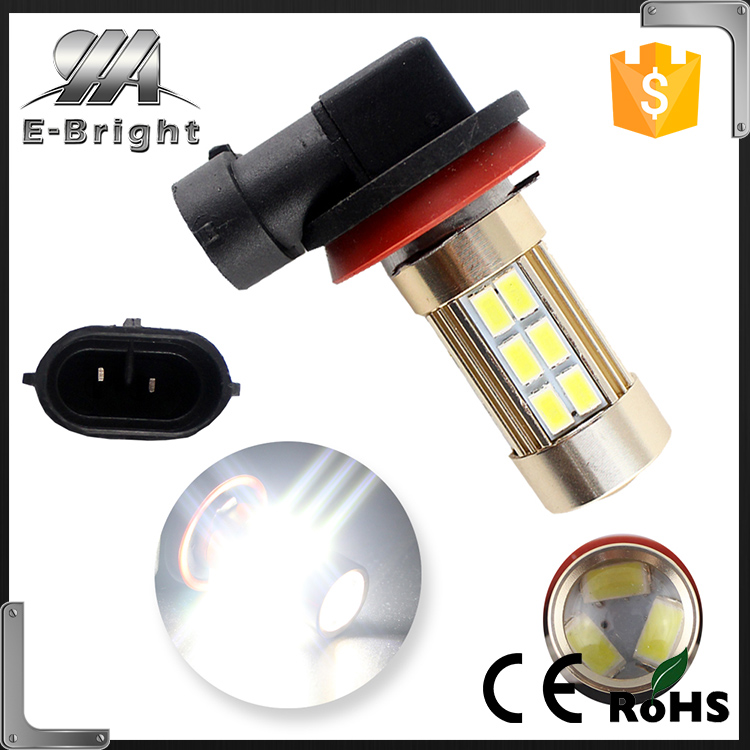 9005,9006,H4.H7,H11 auto light bulb 5630 3.6W motorcycle fog lights led