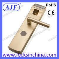 AJF newest High quality and top security fingerprint door lock