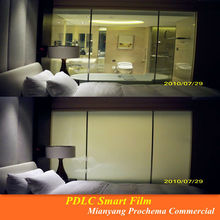 Smart PDLC Glass/Magic Switchable Film