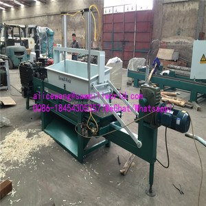 High production birch wood lumber shavings mill for sale