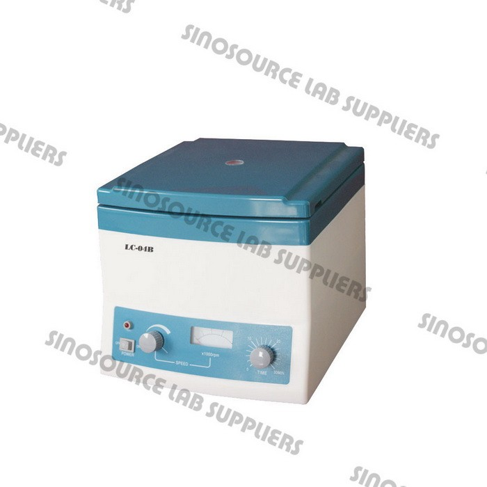 4000 RPM low speed centrifuge laboratory Medical Centrifuge Scientific lab