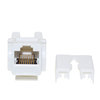 China supplier cat6 rj45 keystone jack for faceplate