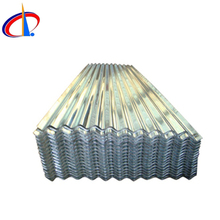 GI/hot-dip galvanized corrugated steel sheet