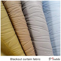 American market best selling window blackout curtain fabrics high density curtains