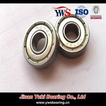 high speed low vibration 607 ball bearing miniature bearing 7*19*6mm for electric bicycle motorcycles