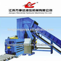 High Efficiency Horizontal Corrugated Mills Compactor For Scrap Paper And Cardboard