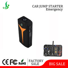 Mini Multi-function Jump Starter 12V Car Start Power Supply