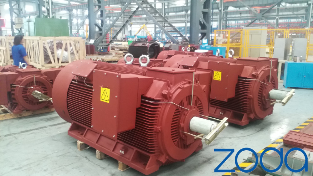 IC01 high efficiency three-phase low voltage induction motor