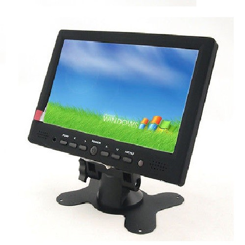 Cheap 1080P desktop computer lcd HDMI monitor 10 inch tft with capacitive touch panel