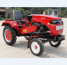 18-30hp ts mini one cylinder engine four wheel farm tractors