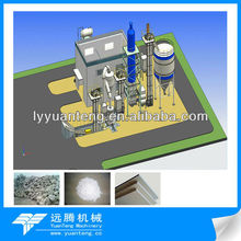 china high quality gypsum powder automatic production line