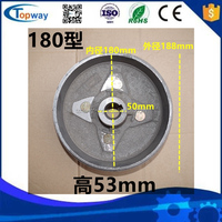 spare parts electric tricycle rear bridge / rear shaft differential disk drum brake