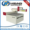 1000mm*1000mm water jet cutter marble tile water jet cutting machine