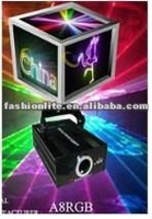 80/120/200mw Disco Lighting Mini Animation LASER Light