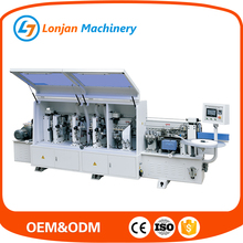Woodworking Machinery S800D Electric Lift Digital Speed Adjustment Automatic Edgebander Edge Bander Edge Banding Machine