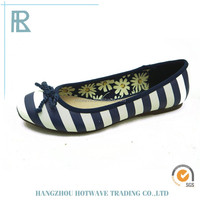 Factory Supply Attractive Price New Style Flat Lady Shoes