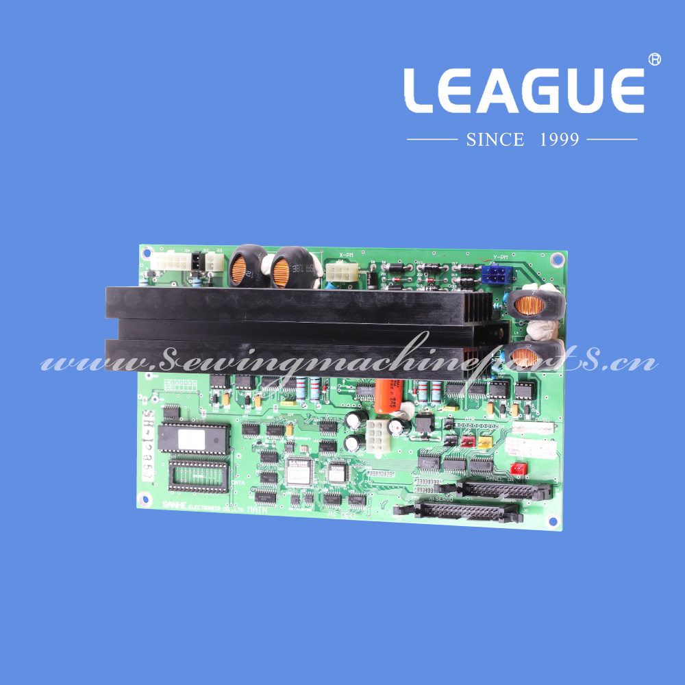 M8601-590-AA0, M8601590AA0 Main Circuit Board Asm. for Juki LK-1900