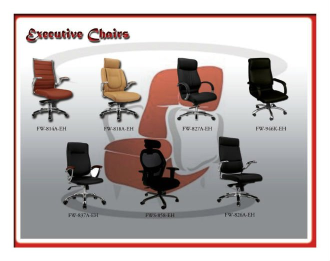 Office Chairs, Executive Chairs, Office Furnitures