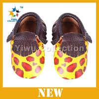 soft baby moccasins,spanish baby shoes,comfortable girl leather baby shoes
