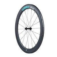 2 years warranty Powerway R13 aero Clincher lightweight chinese UDELSA 60mm carbon road wheels