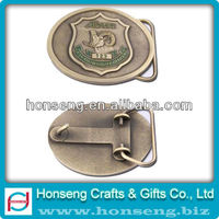 sheep belt buckle
