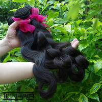 aliexpress soft smooth top grade human hair wigs