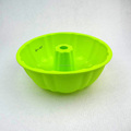 Silicone microwave cake pan silicone cake mold