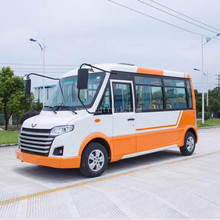 High Quality Gasoline 11-17 Seats New Mini Bus For Sale