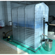 PUXIN patented high cost performance household biogas plant with CE certificate