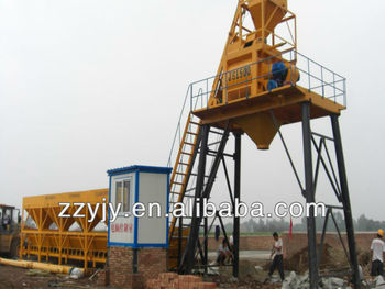 High quality , cement concrete batching plant ,automatic concrete batching plant