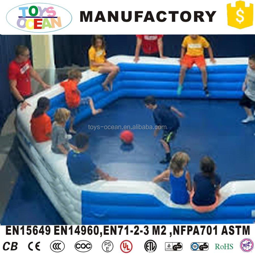 5x5m Inflatable Gaga Pit Outdoor Sport Game