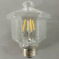 led light extrusion e27 sensor color temperature changing grow led light bulb