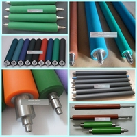 China sanyuan brand high quality INK RUBBER ROLLERE