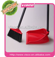plastic dust pan, broom set, VA130