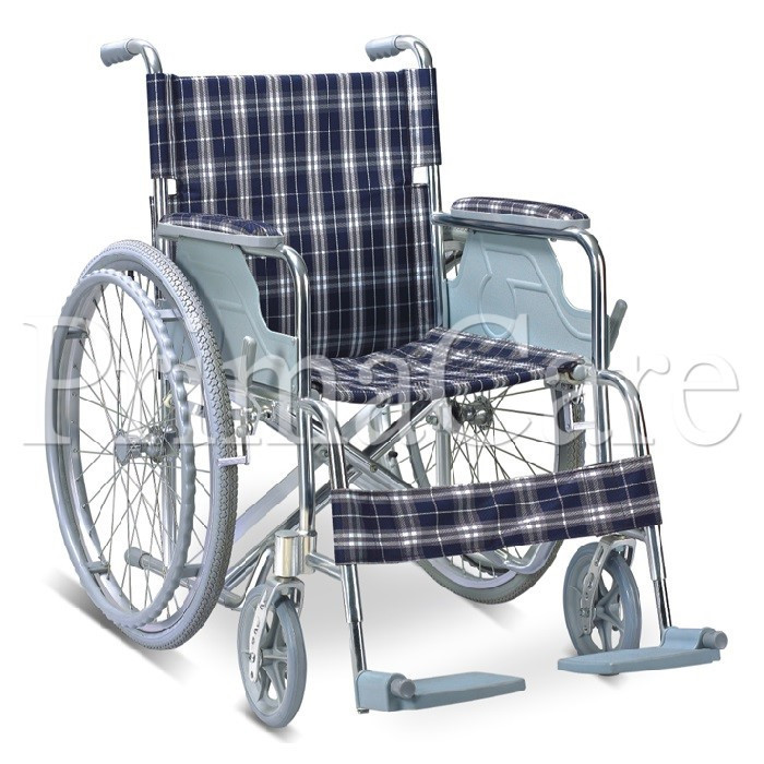 Wheelchair - Aluminium - Lightweight