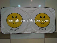 Sunshade(Tyvek Front Sunshade, car sunshade, auto sunshade)