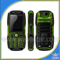 New arrivals shockproof dual sim handphone