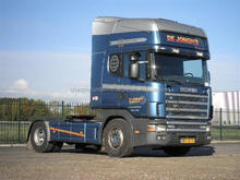 SCANIA TRUCK LONG HAULAGE