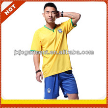 NEW! wholesale Brazil 2014 world cup and 13/14 club soccer jersey top thailand quality grade original