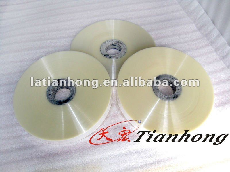 PET film polyester film flexible ducting mylar tape